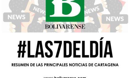 8 ABRIL 2018 #LAS7DELDÍA