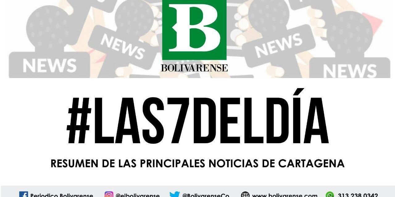 25 ABRIL DE 2018 #LAS7DELDÍA
