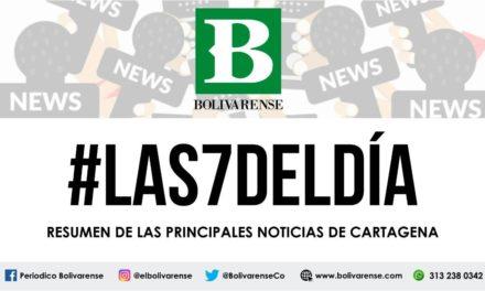 17 ABRIL 2018 #LAS7DELDÍA