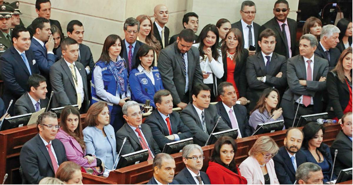 Centro Democrático logra posponer la Consulta Anticorrupción