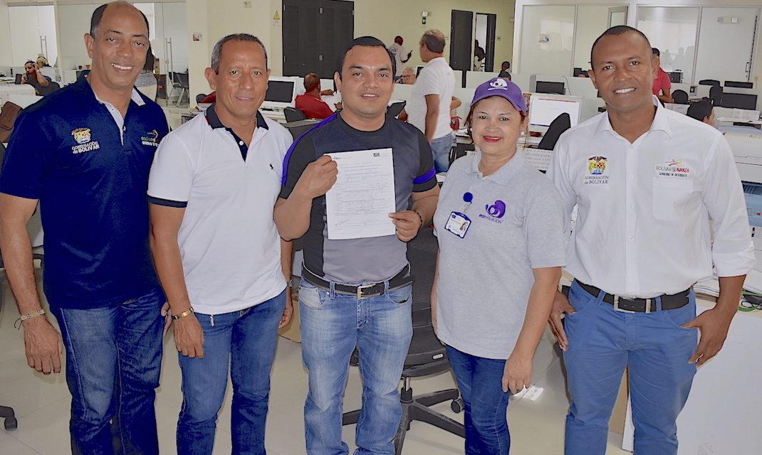 'Redvolución' una estrategia nacional, para seguir disminuyendo la brecha digital en el departamento de Bolívar