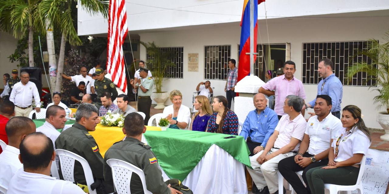 En alianza Estados Unidos y Alcaldía de Arjona para que estudiantes y profesores hablen inglés