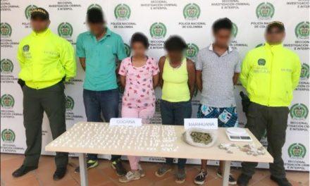 REDADAS CONTRA EL TRÁFICO DE DROGAS EN CARTAGENA