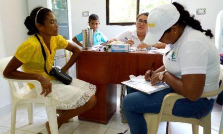 ESE Río Grande de la Magdalena acompañó jornada integral de salud en Coyongal