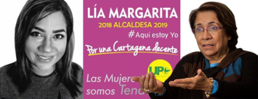¿Pidió la UP revocar la candidatura de Lía a la Alcaldía?