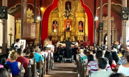 Dos mil quinientos visitantes en Mompox esta Semana Santa