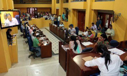 Inconformidad en el Concejo por obras inconclusas de Edurbe en colegios