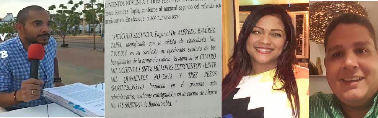 SECRETARIA DE HACIENDA DENUNCIA CÓMO Y A QUIÉN ORDENÓ ALBERT ALFARO QUE LE PAGARAN LAS PENSIONES