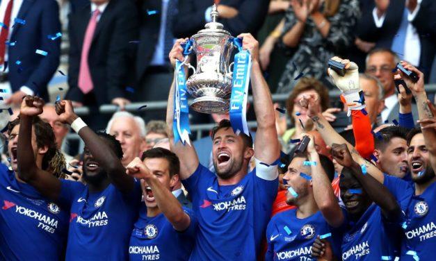 ¡Chelsea campeón de la FA Cup!
