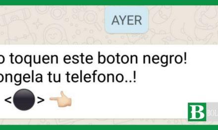 Círculo Negro de WhatsApp, ¿de qué trata?