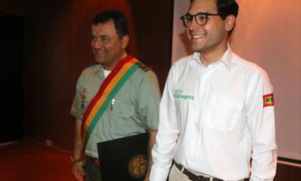 ALCALDÍA HACE RECONOCIMIENTO AL BUEN TRABAJO DE POLICÍA NACIONAL EN CARTAGENA
