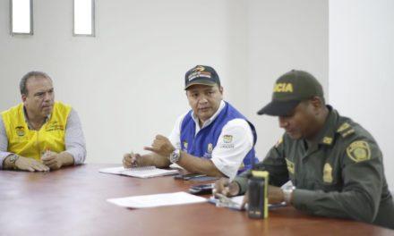 Puntos seguros en Bolivar por desastre ambiental en Hidroituango