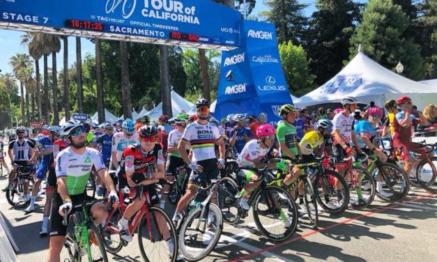 ¡Edgar Bernal campeón del tour de california!