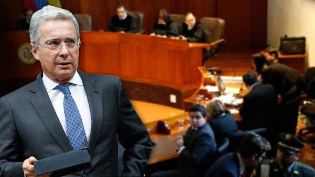 Encontron entre el Uribismo y la Corte Suprema