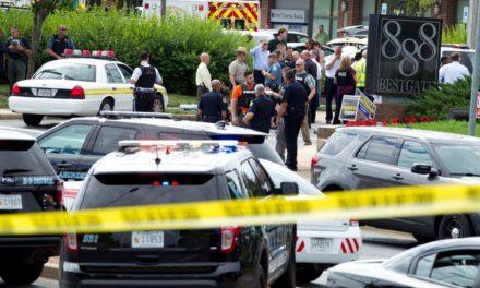 Tiroteo en periódico de Maryland deja 5 muertos