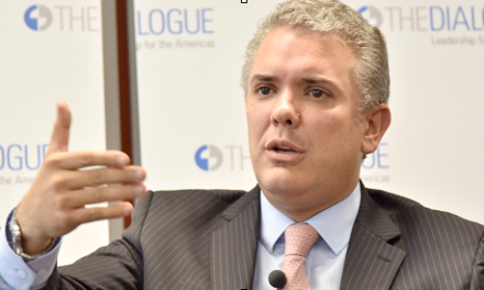 VISITA DEL PRESIDENTE ELECTO IVAN DUQUE A WASHINGTON