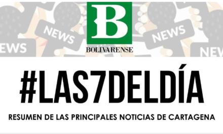 17 JUNIO 2018 #LAS7DELDÍA