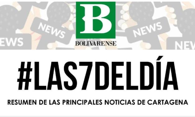 29 junio 2018 #Las7DelDía