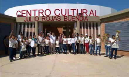 Nuevo Centro Cultural en San Juan Nepomuceno