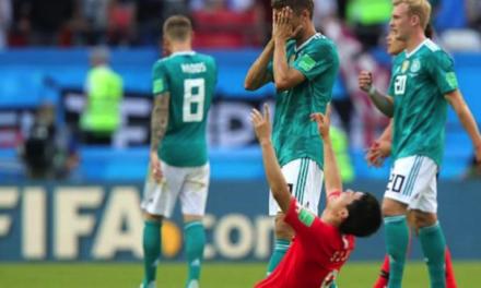 Con tequila los coreanos despiden al Campeón