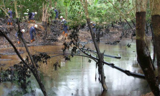 Derrame de Petróleo en Lizama: Una historia que no culmina