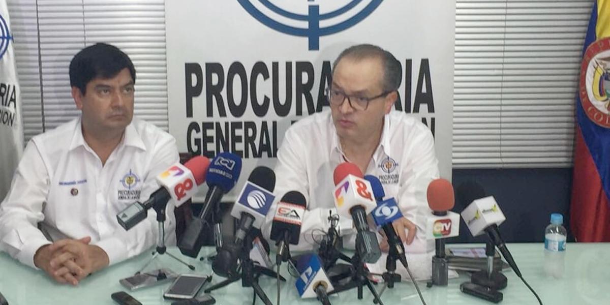 Procuraduría echó para atrás viaje de funcionarios de la alcaldía de Cartagena a Francia