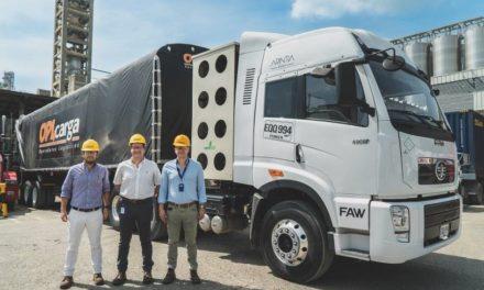 Vehículos dedicados a gas natural, apuesta del transporte de carga en Colombia