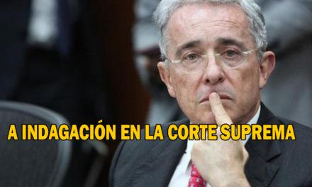 Uribe presentará la renuncia a su curul en el congreso