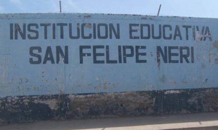 Tutela contra la alcaldía por Colegio San Felipe Neri