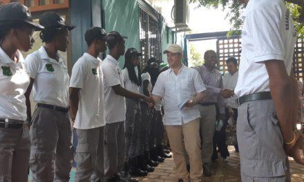 """Viceministro del Interior fomenta los """"Centros de Escucha"""" en Palenque"""