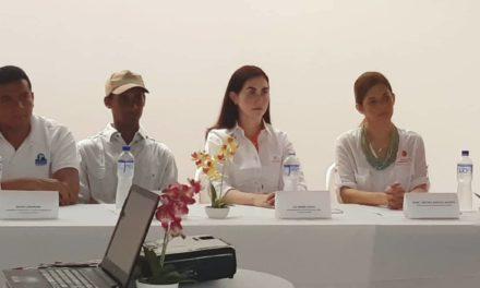 Proyecto 'Verde Vivo' ahora en comunidades de Manzanillo del Mar