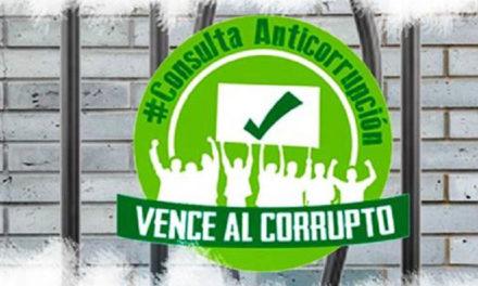 SOBRE LA VIABILIDAD DE LA CONSULTA ANTICORRUPCIÓN