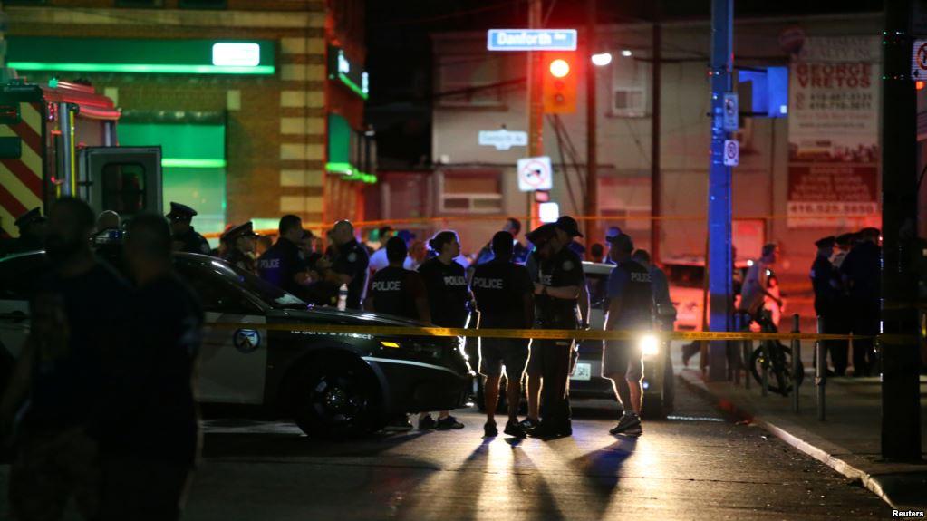 Tiroteo en Toronto deja dos muertos