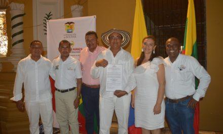 Reconocimiento de Dumek Turbay a los docentes de Bolívar