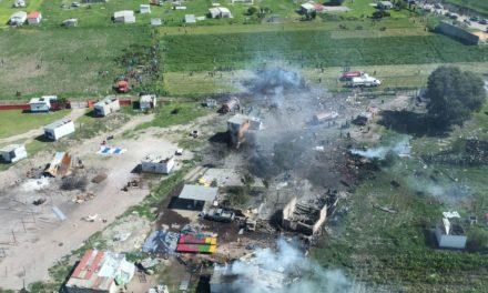 Explosión en México deja 24 muertos