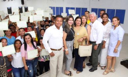 Gobernación de Bolívar realizó taller de inducción y reinducción para 200 nuevos educadores de las Zodes Magdalena Medio