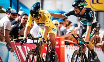 Etapa 3 del tour de Francia 2018 a contrarreloj
