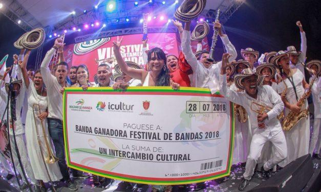 FESTIBANDAS 2018 CIERRA EL TELÓN EN SU SEXTA VERSIÓN