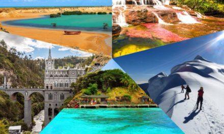 5 destinos maravilla de Colombia