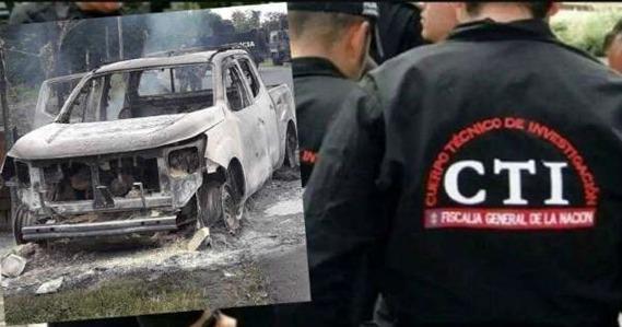 Reportan las primeras capturas por crimen de los agentes del CTI