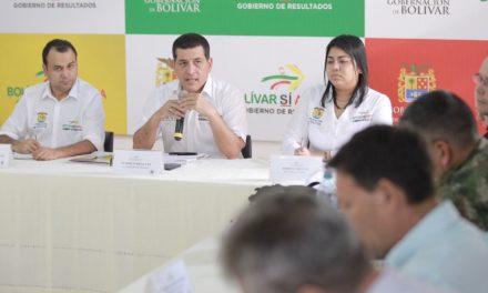 Gobernación de Bolivar respalda a lideres sociales y docente amenazada