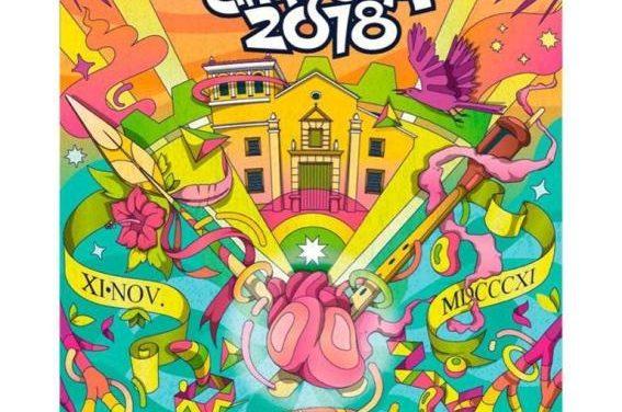 Afiche oficial de las Fiestas de Independencia de Cartagena