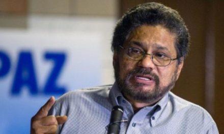 Iván Márquez no se posesionará como congresista