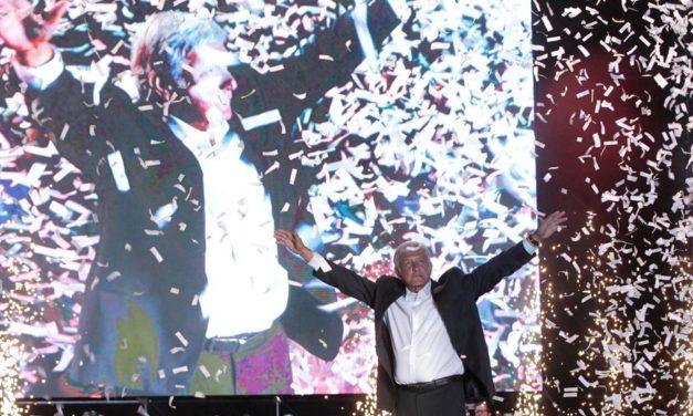 López Obrador, un cambio radical para México