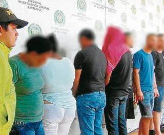 Cae red de prostitución infantil en Cartagena