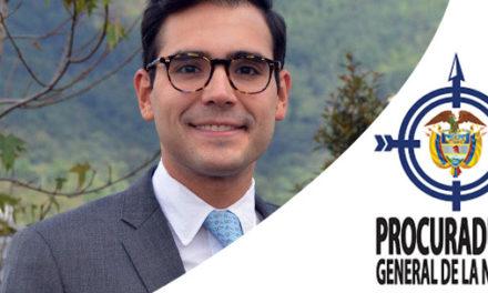 Indagación preliminar a Sergio Londoño en Procuraduría