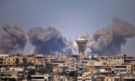 Logran acuerdo para acabar con la violencia en Siria