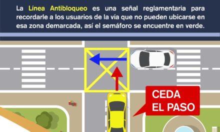 DATT, hace llamado a conductores a respetar las señales de transito