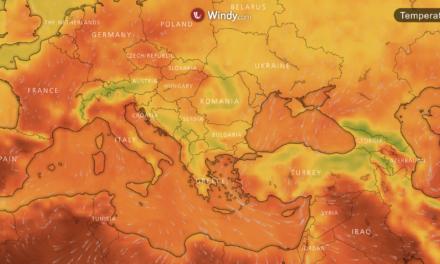 Alarmante ola de calor en Europa, la más intensa del año