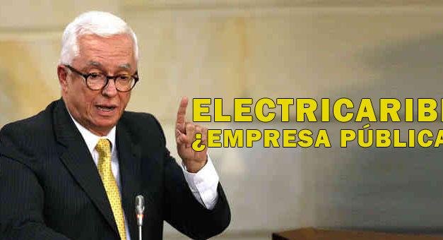 """""""Electricaribe debe convertirse en una empresa pública"""" Robledo"""